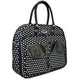 317QFShCI8L. SL160  Cricut Cartridge Canvas Storage Tote: Black & White