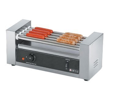 Vollrath 40820 Cayenne 12 Capacity Hot Dog Roller Grill by Vollrath