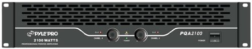 Pyle-Pro PQA2100 19'' Rack Mount 2100 Watts Professional