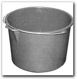 Carrand 94102 Car Wash Bucket - 3 Gallon Capacity from Carrand
