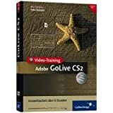 "Adobe GoLive CS2 Video-Training (DVD-ROM)von ""Galileo Press"""
