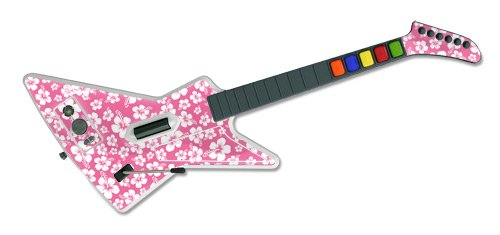 Guitar Hero 2 Skin - Aloha Pink