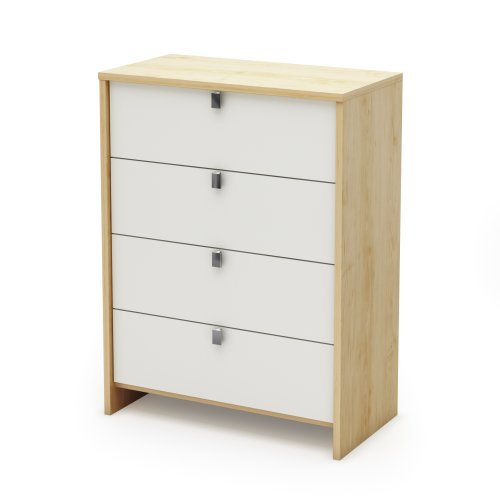 South Shore Cookie Collection 4-Drawer Chest,