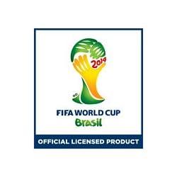 2014年 ワールドカップ ブラジル FIFAオフィシャルライセンス ロゴ iPhone5S iPhone5 ケース カバー iPhone 5 Case softbank au [並行輸入品]