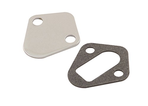 Mr. Gasket 1516 Fuel Pump Block Off Plate (1966 Mustang Fuel Pump compare prices)