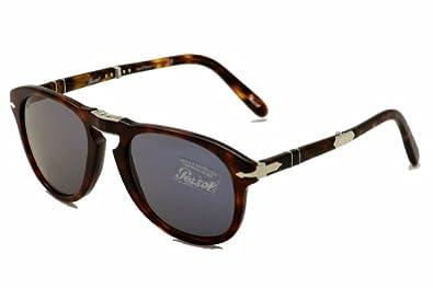 Persol 0714 24/56 Steve McQueen - Tortoise Shell 0714SM Wayfarer Sunglasses Len