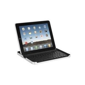 ZAGGmate Aluminum iPad 1Case with Integrated Bluetooth Keyboard