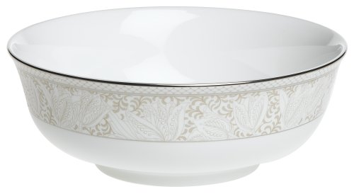 Waterford Fine China Padova 10-Inch Serving Bowl Engagement Fine China Japan