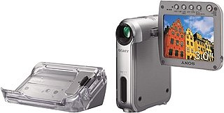 Sony DCR-PC55E Handycam MiniDV Camcorder [0.8MP, 10x Optical, 3