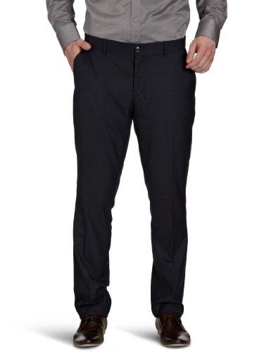 Selected Homme One Tax Kean NOOS F Slim Men's Trousers Dark Blue W31INxL32IN