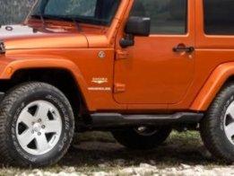 Jeep Wrangler Side Steps Running Boards Molded Mopar