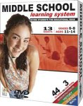 #8: Middle School Learning System (3 DVD Set)