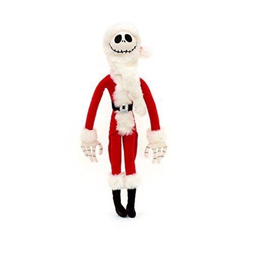 Ufficiale Disney di Tim Burton Nightmare Before Christmas 54 centimetri Babbo Jack Skellington morbido peluche giocattolo