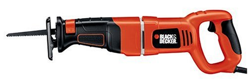 Black & Decker RS500 8.5 Amp Reciprocating Saw