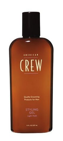 Crew Styling by American Crew Classic Light Hold Styling Gel 250ml