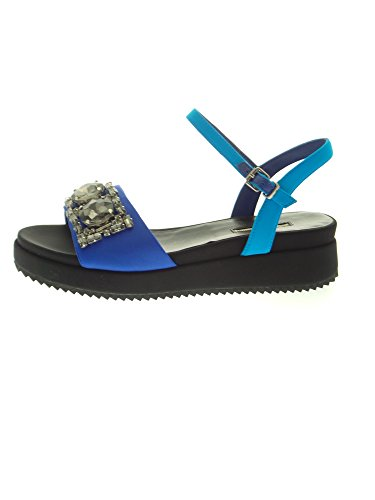 Luciano Barachini 6381 A Sandalo Donna Blu/azzurro 39