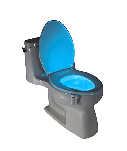 GlowBowl A-00452-01 Motion Activated Toilet Nightlight (Lighting compare prices)