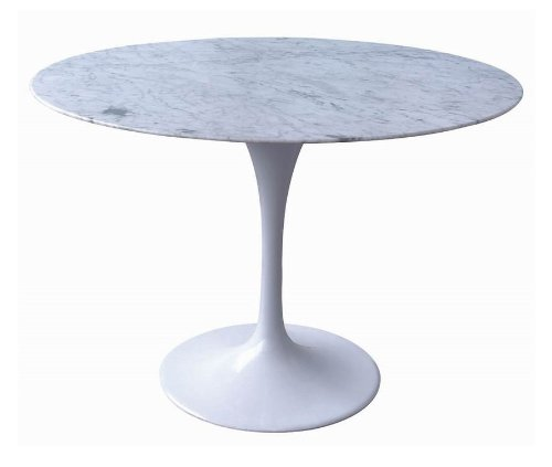Buy Low Price Control Brand 47″ Round Eero Saarinen Tulip Dining Table – RT-335R (RT-335R)