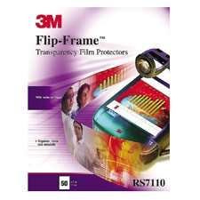 MMMRS7110 - Standard Flip-Frame Transparency Protectors - Buy MMMRS7110 - Standard Flip-Frame Transparency Protectors - Purchase MMMRS7110 - Standard Flip-Frame Transparency Protectors (3M, Office Products, Categories, Office & School Supplies, Presentation Supplies, Transparency Film)