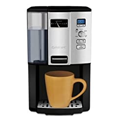 Cuisinart DCC-3000FR 12 Cup Coffee on Demand Programmable Coffee Maker (Certified Refurbished) made by Cuisinart