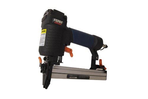 Ferm ATM1042 Druckluft-Tacker für Klammern, 12-25 mm