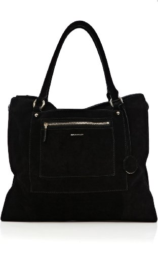 Limited Edition Soft Suede Statement Tote