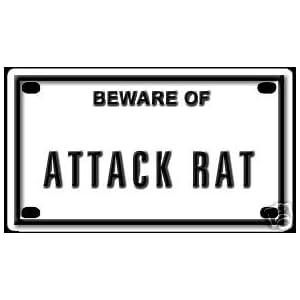 Beware of Attack Rat 2 1/4