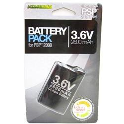 PSP 2000 - Battery - Rechargeable Pack (KMD)