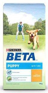 BETA Puppy with Chicken