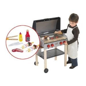 My Backyard BBQ Set with Accessories Included