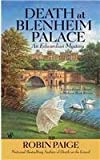 Death at Blenheim Palace (An Edwardian Mystery) (0425202372) by Paige, Robin