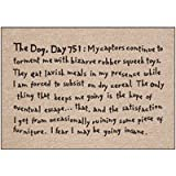High Cotton The Dog, Day 751 Doormat