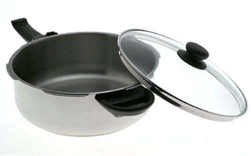 Fagor duo combi 5 piece pressure cooker set home garden kitchen dining