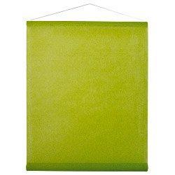 Einfarbiges Deko-Vlies 12m grün
