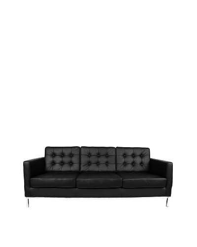 Control Brand The Draper Sofa, Black