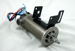 "Upgraded 2.9 HP Treadmill Motor with Right ""U"" Mount"