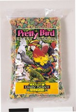 Pretty Bird Large Daily Select Extruded Foods