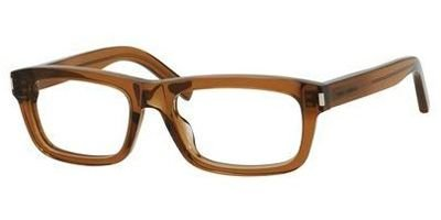 Yves Saint Laurent Yves Saint Laurent Yves 1 Eyeglasses-0K7M Brown-54mm