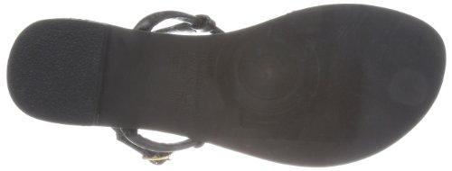 Steve Madden Women's Daisey Flip Flop,Black,7.5 M US
