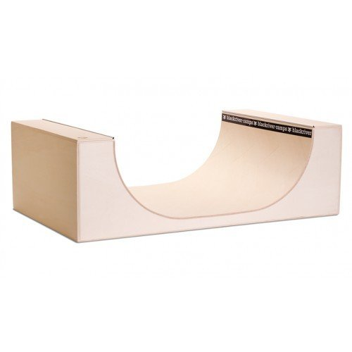 Blackriver Ramps Fingerboard Halfpipe Big Mama
