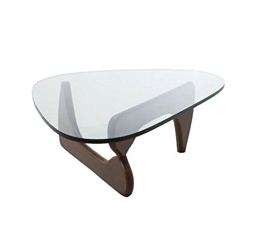 E-COMFORT イサム・ノグチ ノグチテーブル CT3001 (アッシュ材 ブラウン色塗装)