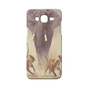 BLUEDIO Designer 3D Printed Back case cover for Samsung Galaxy A3 - G5476