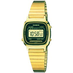 Casio Women's Casual Sports watch #LA670WGA1