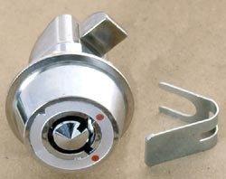 Push Button Fuel Tank Console Door Release