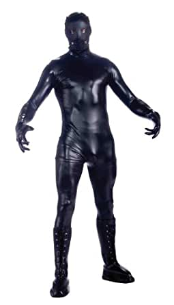 Forum Novelties 214492 American Horror Story Rubber Man Adult Costume - Black - One-Size