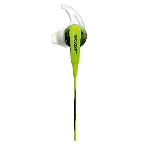 Bose SoundSport In-Ear Headphones - Apple Devices, Energy Green