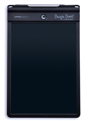 Boogie Board 10.5 Inch Lcd Writing Tablet (Black) Portable Consumer Electronics Home Gadget