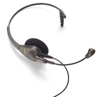 Plantronics Encore Polaris Monaural Headset Cancelling Microphone