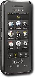 Samsung SPH M800 Instinct