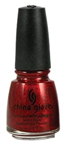 China Glaze Nail Polish, Ruby Pumps, 0.5 Ounce